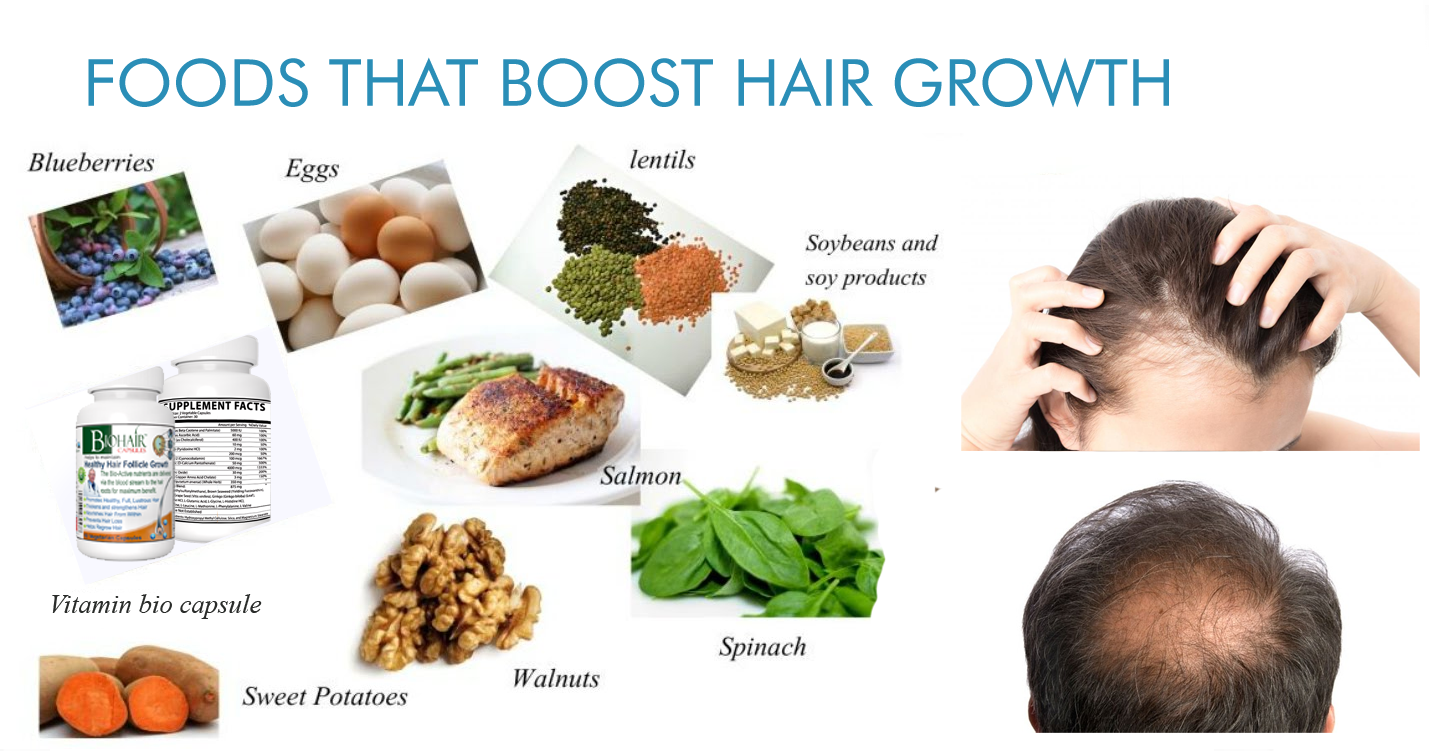 Magically Prevent Hair From Coming Out With The Help Of Nature FOODS_THAT_BOOST_HAIR_GROWTH_1