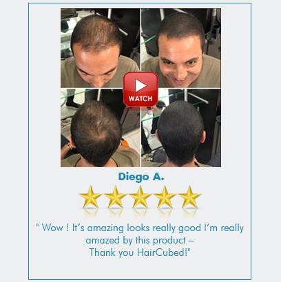 Haircubed testimonials